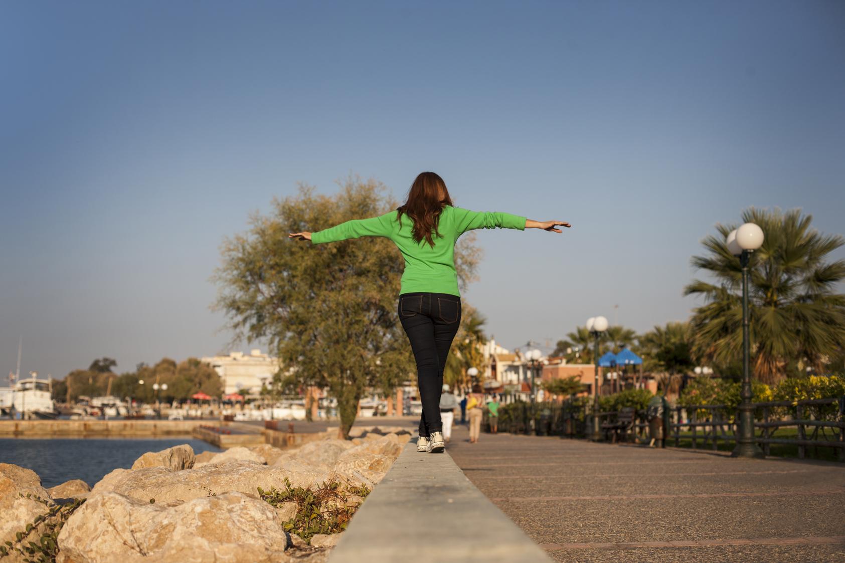 Equilibrios, la parte buena de la vida