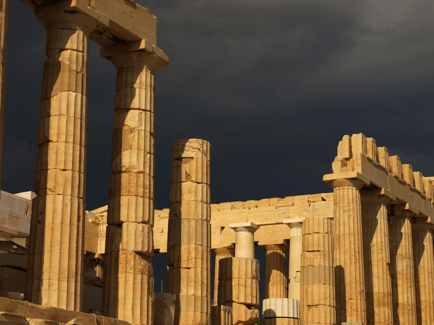El ciclo de los años en la mitología griega