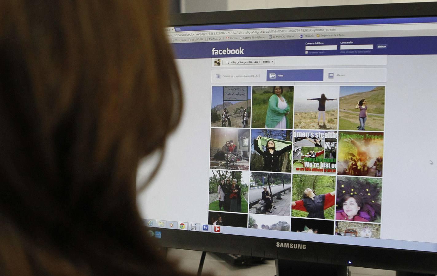 Las comparaciones sociales a través de Facebook