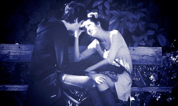 Amor entre un hombre y una mujer