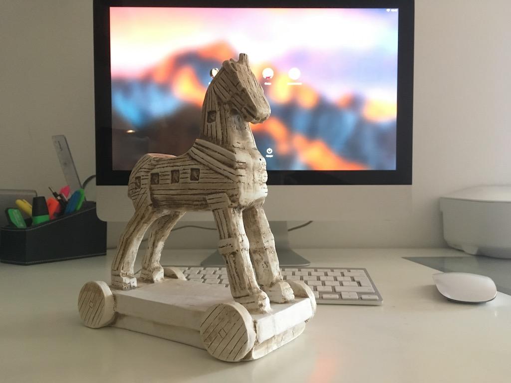El sentido común, un caballo de Troya